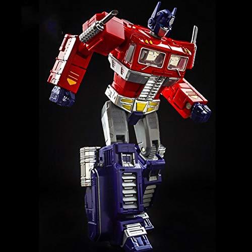 N\A K.B.B MP10v Car Truck Model Gift for Kids Boys Transformers Optimus Prime Action