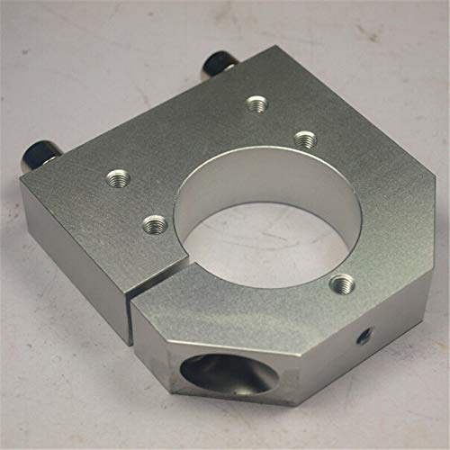 LITAO-XIE, LT-3d, 1pc fresadora CNC de Piezas ShapeOkO husillo de 43 mm de Montaje for Kress aleación de Aluminio de husillo Monte