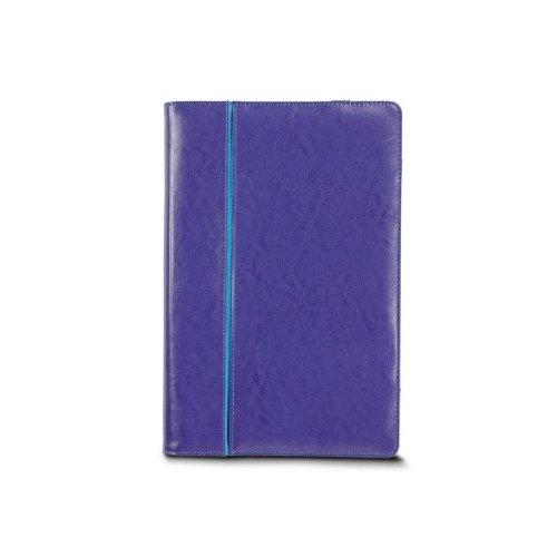 Maroo KOPE - Leather Folio for Microsoft Surface Pro/Pro 2 - Purple