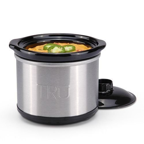 TRU Tru Stainless Steel Mini Crock .65-qt.