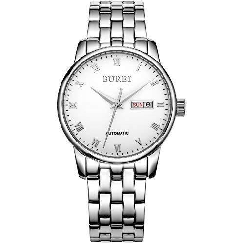 BUREI - Herren -Armbanduhr- UKHM-1002