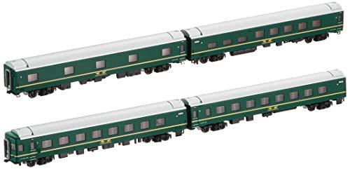 KATO Nゲージ 24系 トワイライトエクスプレス 増結 4両セット 10-870 鉄道模型 客車