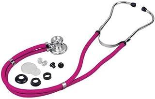 "Labtron 22"" Sprague Rappaport-Type Stethoscope - Magenta"