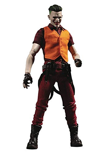 Mezco One:12 Collective The Joker Clown Prince of Crime Standard 1