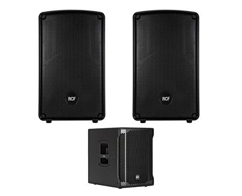 For Sale! 2x RCF HD 12-A MK4 + RCF Sub 702-AS II