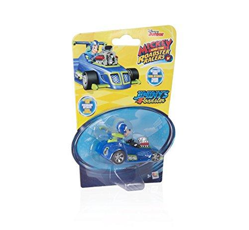 IMC Toys Topolino e Gli Amici del Rally Disney Jiminy's Roadster Mini Veicolo, 183797