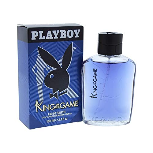 Playboy King of the Game - Eau de Toilette Playboy, 100 ml MREE-798