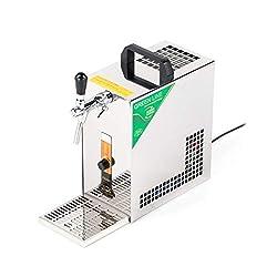 Zapfanlage, Bierzapfanlage, Durchlaufkühler PYGMY 25 1-leitig Trockenkühler, 30 Liter/h
