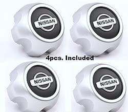 New 2000-2004 Nissan Xterra Frontier Wheel Center Hub Cap 40315-7Z100 SET of 4