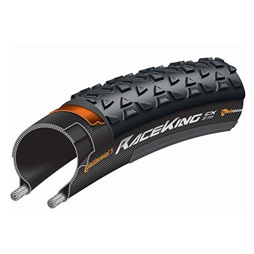 Continental Unisex– Erwachsene Reifen-1012846000 Fahrradreifen, schwarz/schwarz, 28 Zoll