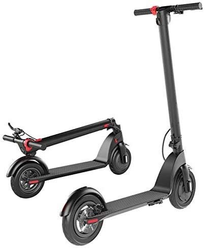 Best Prices! Xiaochongshan Electric Scooters, Foldable Scooters 8.5 inches, Easy to fold and Carry D...