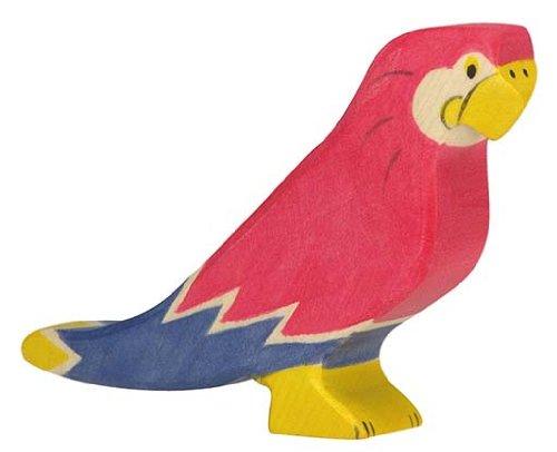 Holztiger Papagei, 80178