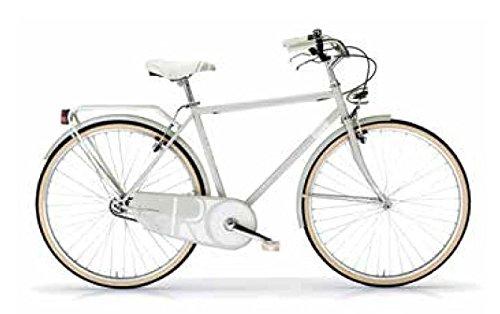 MBM R I V I E R A, Bici Pieghevole Uomo, Sabbia A23, 28'