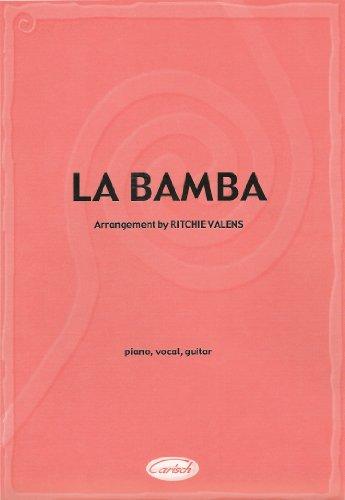LA BAMBA P/V/G sheet music
