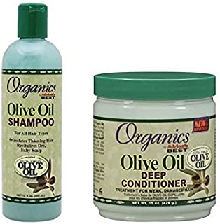 Best originals olive oil shampoo Reviews