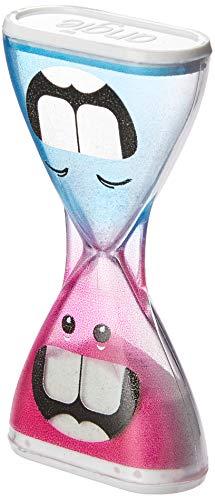 Dental Timer, Angie, Azul/Rosa, Tamanho Único
