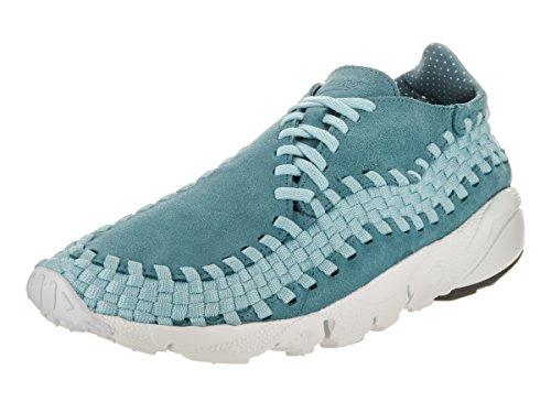NIKE Air Footscape Woven NM 875797 002 - Zapatillas deportivas para hombre, color azul