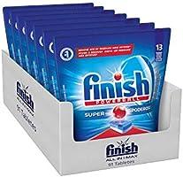Tabletes Detergente Para Lava-Louças Finish Powerball