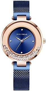 Mini Focus Dress Watch For Women Analog Stainless Steel - MF0254L. 04
