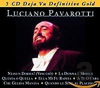 Luciano Pavarotti: Definitive Gold
