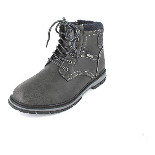 Supremo Herren 7910402 Klassische Stiefel, Grau (Coal 00013), 42 EU