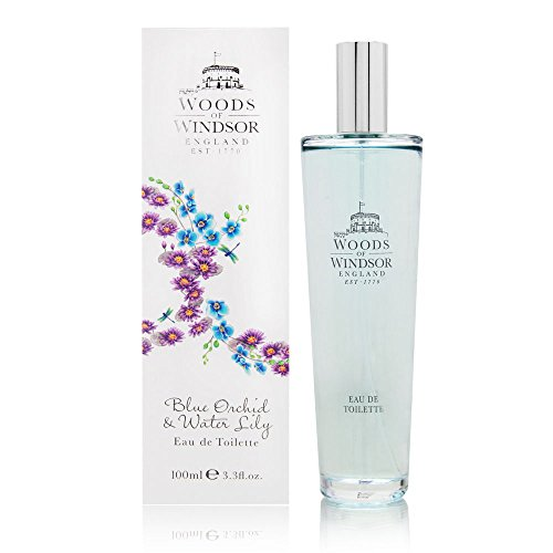 Woods of Windsor Woods Of Windsor Blue Orchid & Water Lily Eau De Toilette 100Ml Spray