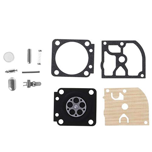 Super1Six 1 Juego de Walbro carburador Kit de reparación de STIHL MS180 MS170 018 017 Reemplazo