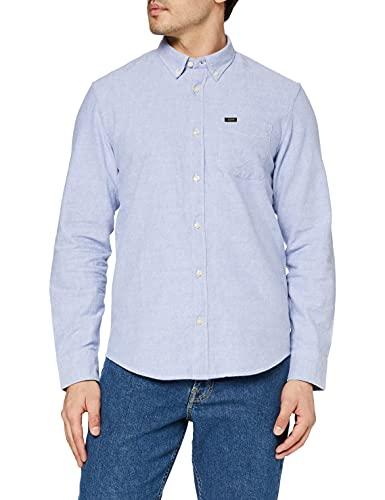 Lee Button Down Camisa de Oficina para Hombre