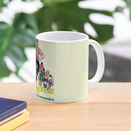 Morning Cartoon Toon Car Cartoons Animation 90S Saturday Anime Meistverkaufte Standardkaffee 11 Unzen Geschenk Tassen für alle