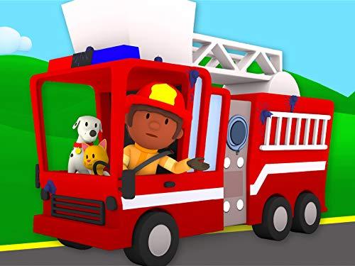 Fiona's Fire Truck
