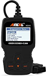 commercial ANCEL AD310 Classic Advanced Universal OBD-II Scanner Fault Code Reader For Car Engines… fixd obd2 professional bluetooth scan tool code reader