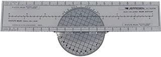 Jeppesen Rotating Azimuth Plotter (PJ-1) JS526501