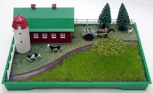1 100 No.5 Cattle Run (Plastic model)