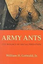 Army Ants: The Biology of Social Predation (Cornell Series in Arthropod Biology)