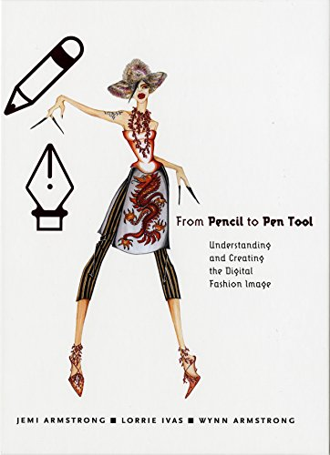 From Pencil to Pen Tool: Understanding & Creating the Digital Fashion Image