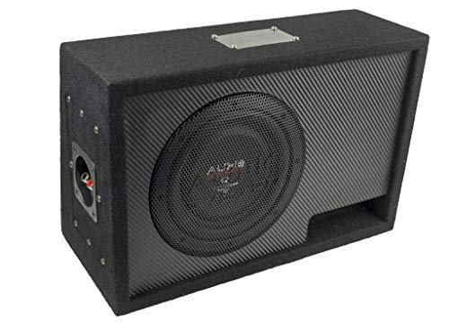 Audio System R 08 Flat BR Active EVO subwoofer + monoamplifier R 08 Flat + CO-200.1