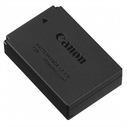 Bateria Canon LP-E12 para Canon Eos M e SL1
