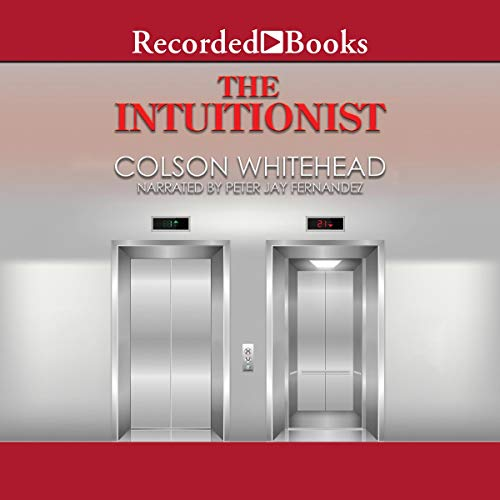 The Intuitionist  By  cover art