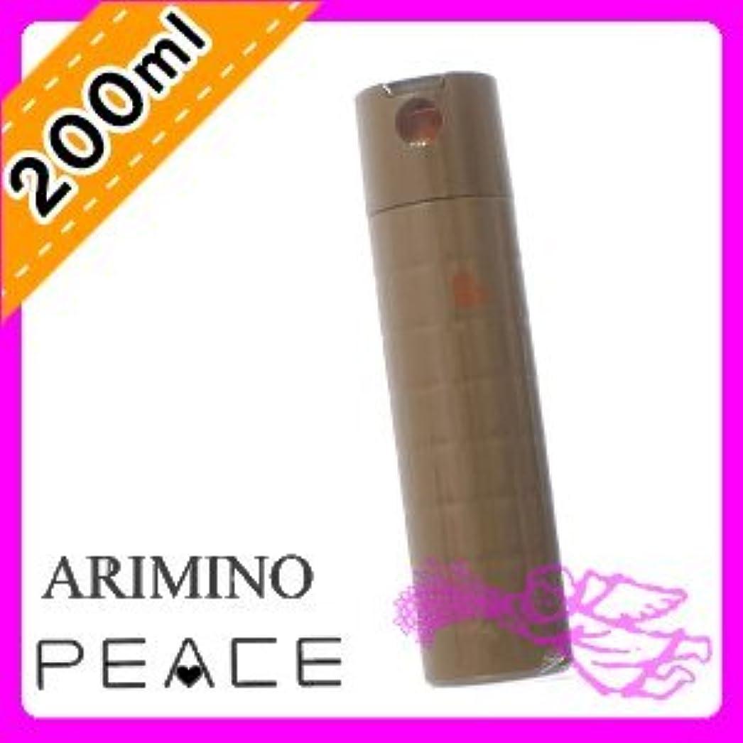 埋め込む解決アッティカスアリミノ ピース プロデザイン デザインワックススプレー<200ml> arimino PEACE