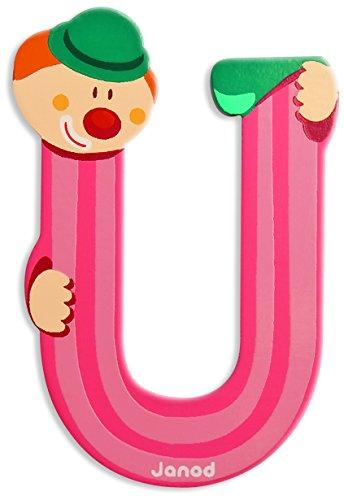 Janod - J04562 - Clown Letter U