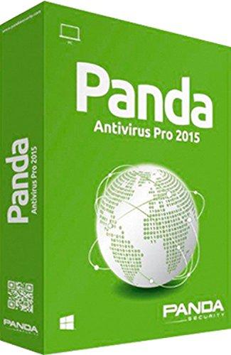 Panda antivirus pro 2015 (1 user, 1 year) [import anglais]