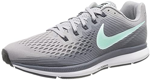 Nike Wmns Air Zoom Pegasus 34, Scarpe Running Donna, Multicolore (Provence Purple/Iglo 503), 42.5 EU