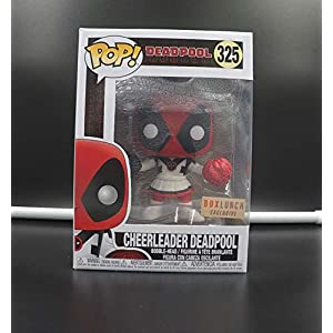 Funko Pop Deadpool Cheerleader (Deadpool 325) Funko Pop Deadpool