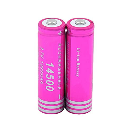WSXYD 3.7v 2500mah 18650 Batería De Alta Descarga 35a He4, Batería Recargable DIY Linie para Linterna 6PCS