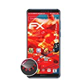 atFolix Schutzfolie kompatibel mit Gionee M7 Power Folie, entspiegelnde & Flexible FX Bildschirmschutzfolie (3X)
