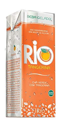 Chá Verde com Tangerina Rio 1L