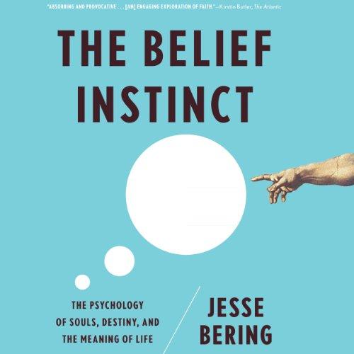 Couverture de The Belief Instinct