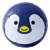 sfida(スフィーダ) 動物 ミニボール フットボール ズー FOOTBALL ZOO footballzoo ZOOボール サッカー 1号 子供用 幼児用 練習用 室内用 おうちあそび レジャー用 BSF-ZOO06 ペンギン 1号球