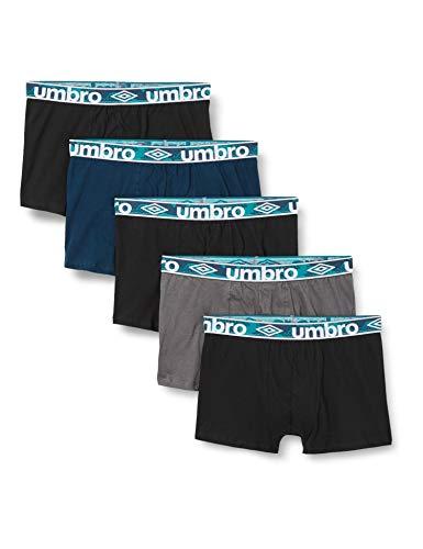 Umbro Boxer UMB/1/BCX5, Multicolor, M para Hombre