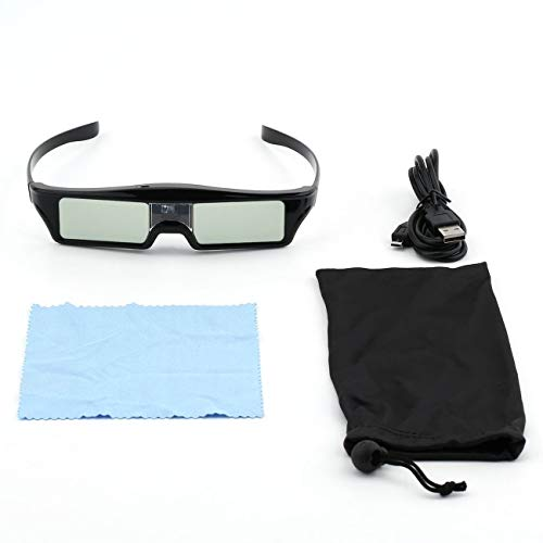Aktive 3D-IR-Shutter-Brille für DLP-Link-Projektor BenQ W1070 W700 W710ST